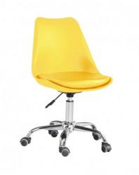 Kancelarijska stolica CHARLIE Office - Žuta