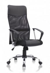 Kancelarijska stolica MARY od mesh platna - Crna