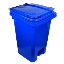 Kanta za smeće sa pedalom 60l - plava ( 60C-10 )