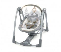 Kids II ingenuity ljuljaška boutique collection swing 'n go portable - bella teddy ( SKU11023 )