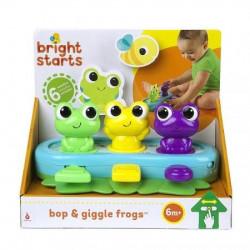 Kids II muzička igračka bop & giggle frogs ( SKU10791 )