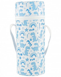 KikkaBoo termos za jednu flašicu blue ( KKB40040 )