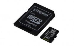 Kingston 128GB + 1ad KIN Canvas Plus memorijska kartica ( 0705133 )