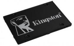 """Kingston SSD 1TB KC600 2.5"""" SATA 3 ( 0141238 )"""