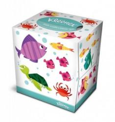 Kleenex dečije papirne maramice, kutija, 56 kom ( 2080093 )