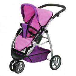 Knorrtoys Kolica Cico pink purple ( 90446 )