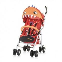 Kolica chipolino ergo red baby dragon ( 710193 )