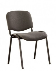 Konferencijska stolica Iso black C38 siva