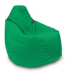 Lazy Bag - fotelje - prečnik 90 cm - Zeleni