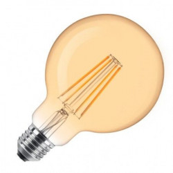 LED filament sijalica dimabilna toplo bela 9W ( LS-G95FDA-WW-E27/9 )
