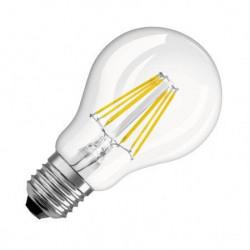 LED filament sijalica klasik toplo bela 6.6W ( LS-A60F-WW-E27/6 )