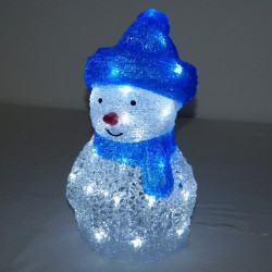 LED Svetleci snegovic ( 52-523000 )