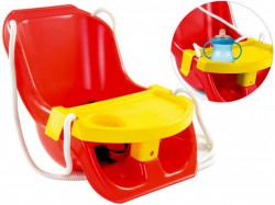 Ljuljaška za decu žuto-crvena ( 04/10960 )
