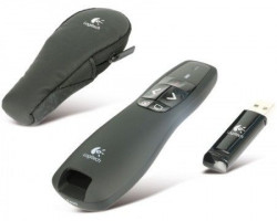 Logitech Presenter R400 Wireless (910-001357)