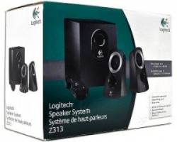 Logitech Z313 Speaker System 2.1 ( 980-000413 )