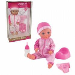Loko toys lutka beba koja pije i piški ( 54-812000 )