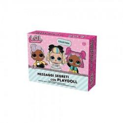 Lol surprise secret mesage and doll set ( LC73801 )