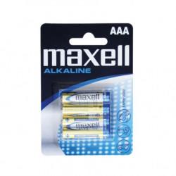 Maxell LR03 1/4 1.5V alkalna baterija AAA ( MXLR03 )
