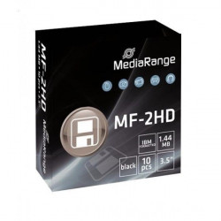 "MediaRange floppy disketa 3.5"" 10 pack 1.44MB MF-2HD MR200 ( 102M/Z )"