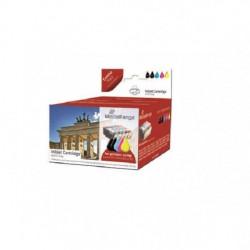 Mediarange Kertridz kaseta za Canon SET 5 kom PGI-520 CLI-521 Combo pack ( MRCP520C521/Z )