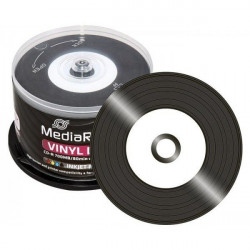 MediaRange MR226 CD-R VINYL Printable 700MB 52X ( 77PVM/Z )