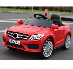 Mercedes Auto na akumulator 12V za decu model 220 - Crveni