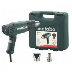 Metabo HE 20-600 pištolj za vreli vazduh sa koferom + 2 dodatka ( 602060500 )