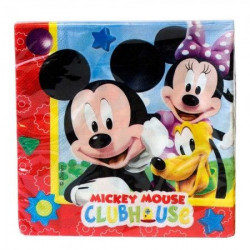 Mickey mouse party salvete 1/20 ( PS81510 )