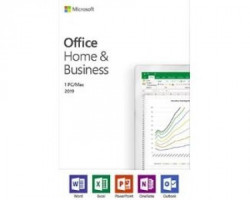 Microsoft Office Home and Business 2019 Win Serbian Latin CEE Only Medialess P6 (T5D-03364)