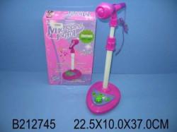 Mikrofon 22X10X37cm ( 212745 )