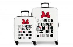 Minnie ABS set kofera 2/1 bela ( 34.197.24 )