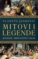 MITOVI I LEGENDE - Vladeta Janković ( 9198 )
