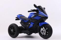 Motor Srednji Sport 01 za decu na akumulator 6V - Plavi
