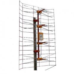 Mrežasta antena + pločica + ispravljač ( 3029 )