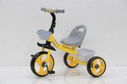 Nani Tricikl Model 426-1 bez tende - Žuti