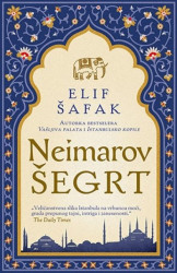 NEIMAROV ŠEGRT - Elif Šafak ( 7747 )