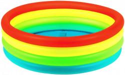 Neon bazen na naduvavanje za decu 150x40 cm ( 26-305400 )