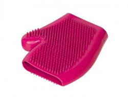 Nobby 67584 Gumena rukavica za masažu lila ( NB67584 )