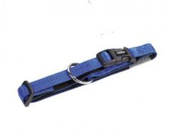 Nobby 78510-06 Ogrlica za pse Soft Grip 15mm 25/35cm plava ( NB78510-06 )