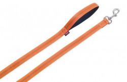 Nobby 78516-04 Povodac Soft Grip 25mm, 120cm oranž ( NB78516-04 )