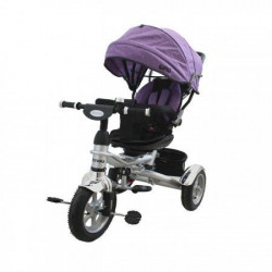 NouNou Tricikl giro purple ( 5566P )