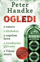Ogledi - Peter Handke ( 10921 )