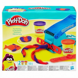 Play-doh plastelin basic fun factory ( B5554 )