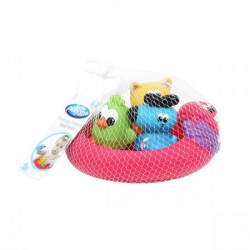 Playgro set gumenih igračkica za kupanje 183190 ( 22113017 )