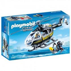 Playmobil borbeni helikopter 9363 ( 20195 )