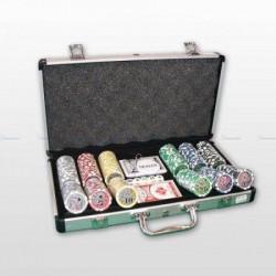 Poker set žetona 300kom LASER-A 11,5g ( 609 307 )