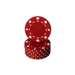 Poker žeton - Crveni ( MAN-061 RED )