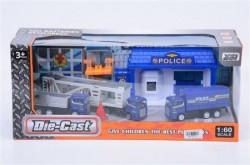 Policijski set 41x14x18cm ( 982395 )