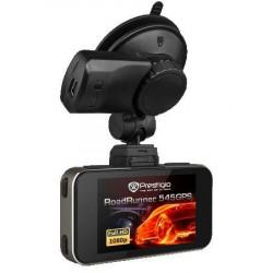 Prestigio Car Video Recorder RoadRunner 545GPS (FHD 1920x1080@30 fps, 2.7 inch screen, NTK96650, 12 MP, 170? viewing angle, HD-port, mini U