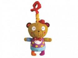 PrimeToys igračka na povlačenje muzički beba meda ( 0127203 )